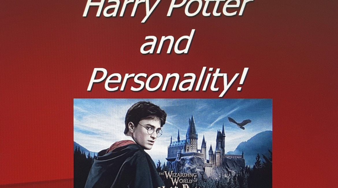 Lesson of the Week: Harry Potter and Personality