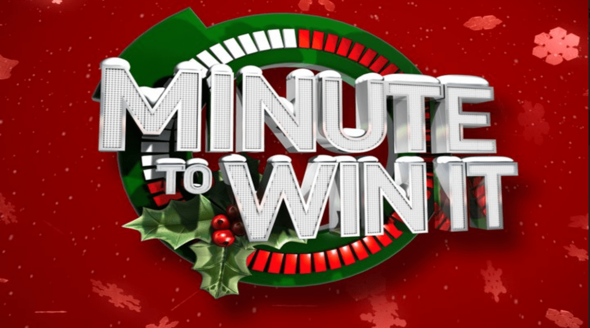 Lesson of the Week: Christmas Minute to Win It