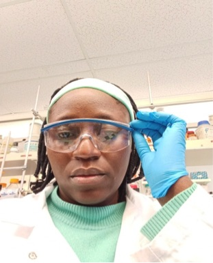Researcher Spotlight: Kehinde Sola Salako, U.S.