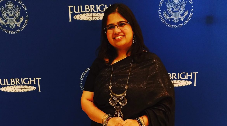 Spotlight: Pooja Ranade, India to U.S.A