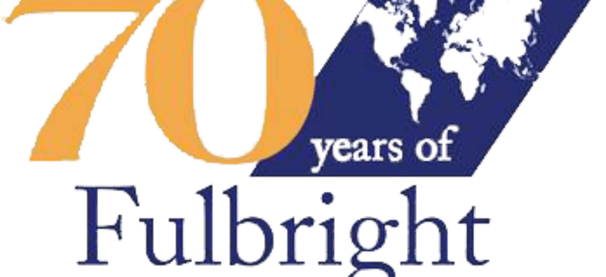 Winning Logo Chosen to Celebrate 70 Years of Fulbright