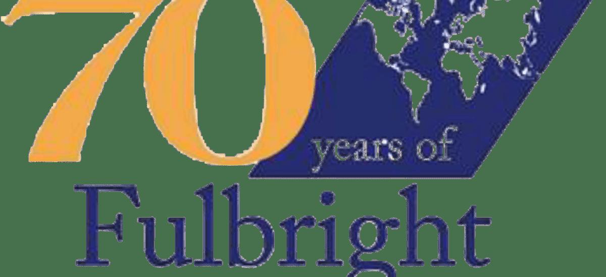 Winning Logo Chosen to Celebrate 70 Years of Fulbright