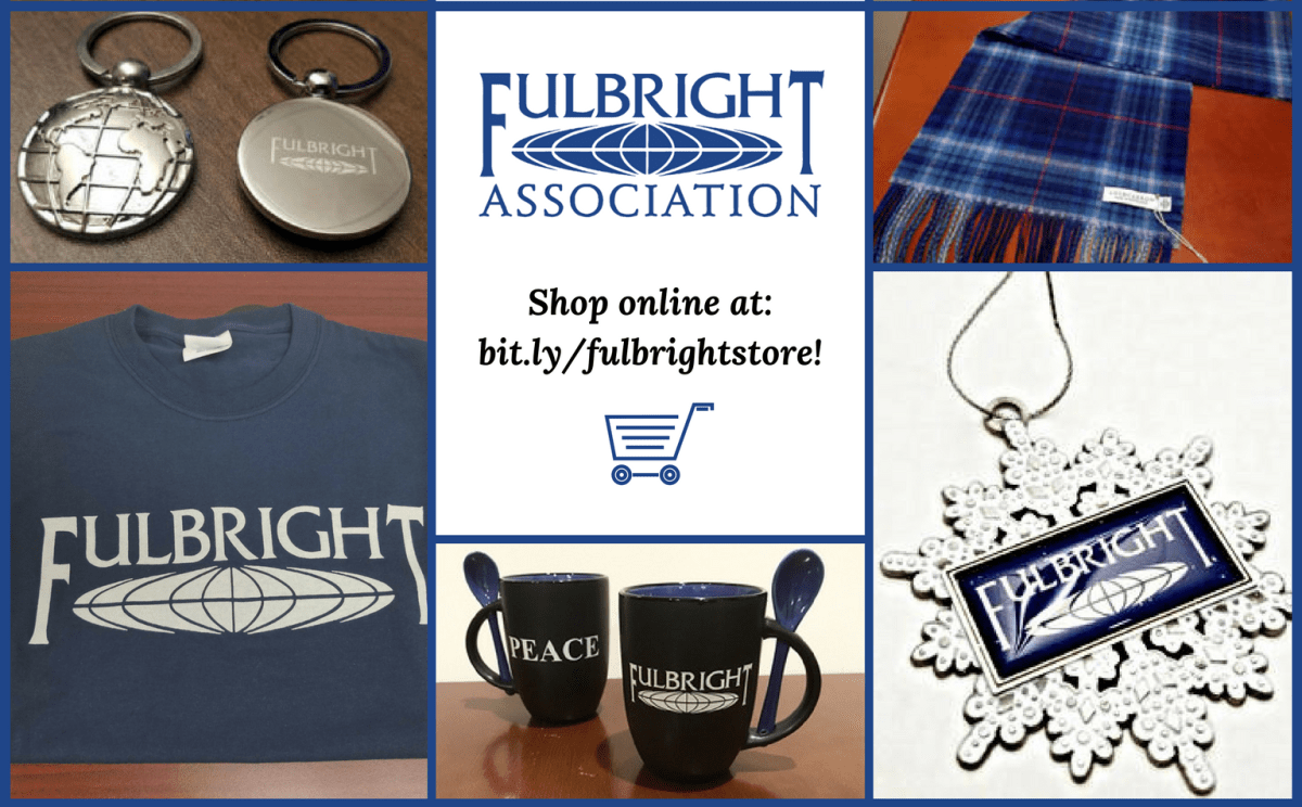 2017 Fulbright Holiday Gift Guide