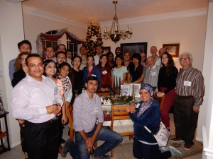 Brazos Valley Chapter holiday party