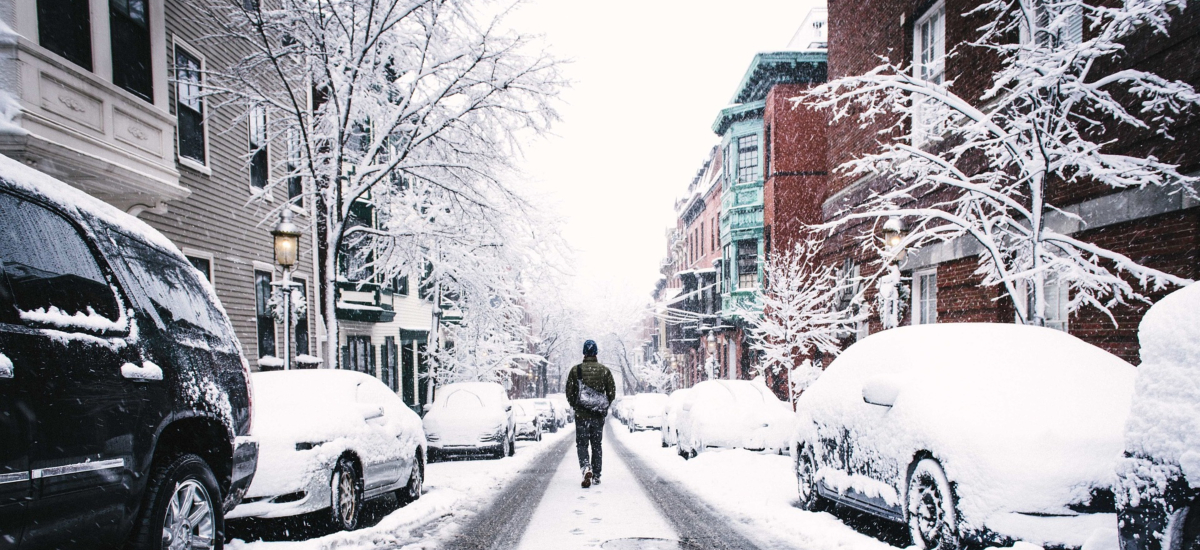 Career Corner: Countering the Winter Doldrums