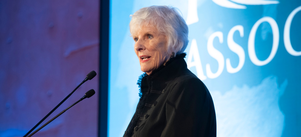 Welcoming FA's New President, Dr. Mary Ellen Schmider