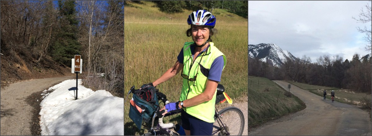 Nan Rides for Fulbright