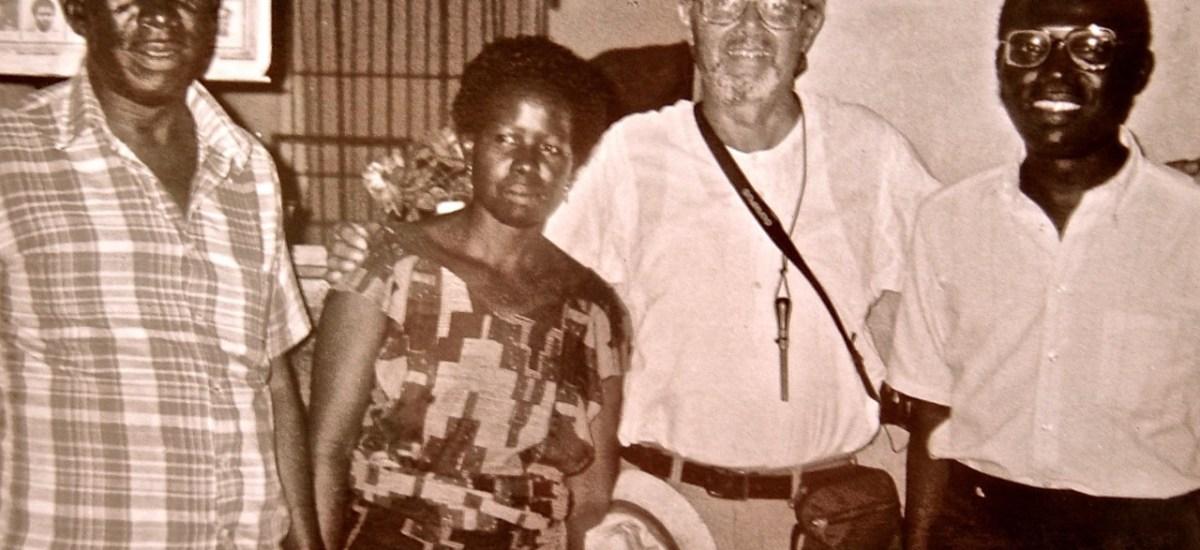 Ron du Bois – Nigeria 1987