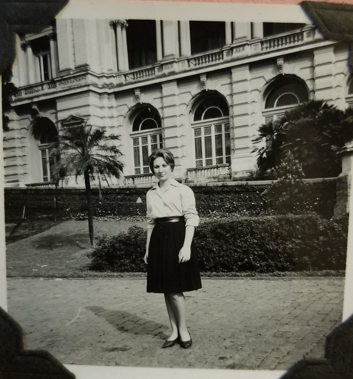 Bridging a Bureaucratic Gap – Nijole Etzwiler (Niola Semenas) – Brazil 1961