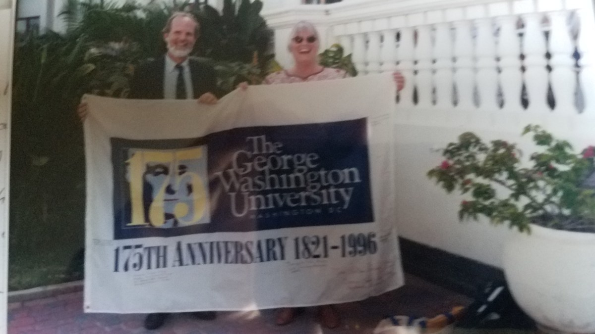 Celebrating Founding Fathers at 25th, 50th, 75th and 200th Anniversaries – Glenn W. Geelhoed – Mozambique 1996