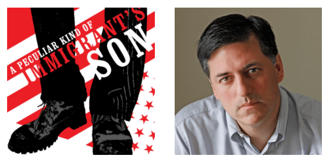 CNY Fulbright Reads: A Fulbright Association Book Club Event with 'A Peculiar Kind of Immigrant's Son' by Sergio Troncoso