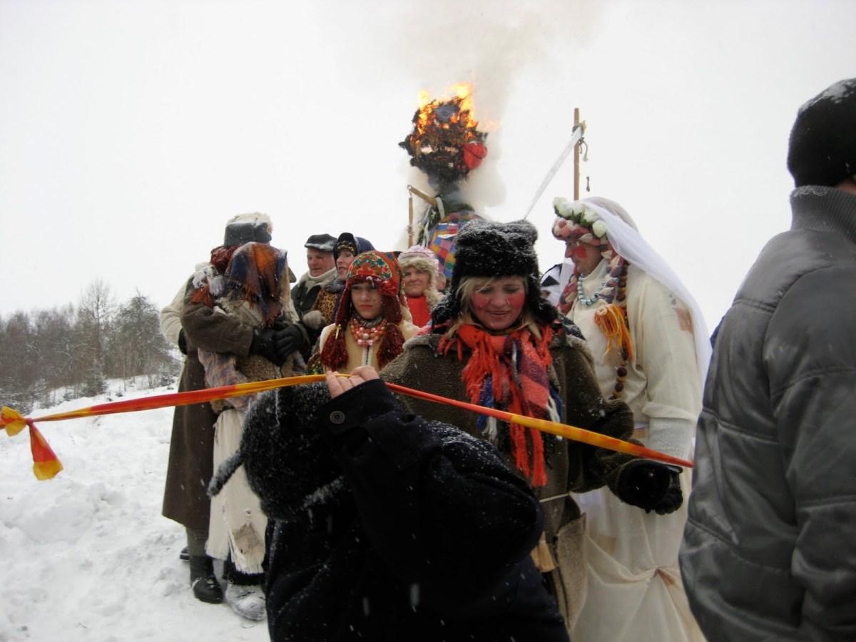Celebrating Winter – Audre Kapacinskas – Lithuania 2009