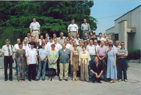 computer science conference, Foros, Crimea, July 2001