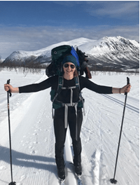 Fulbright at the Top of the World with Onni Irish
