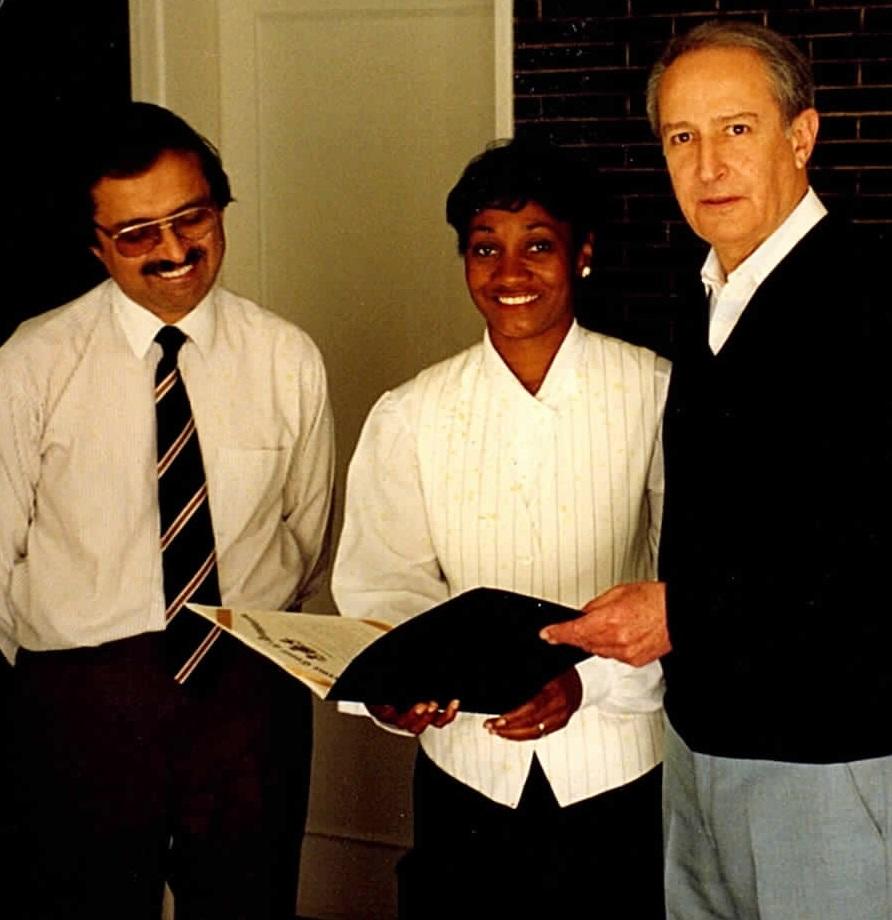 Forging Lifelong Friendships – Cynthia A Baldwin – Zimbabwe 1994