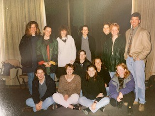 East Meets West: Reflections on Teaching an American Past in the Former East Germany – Stephen Engle – Germany 1995