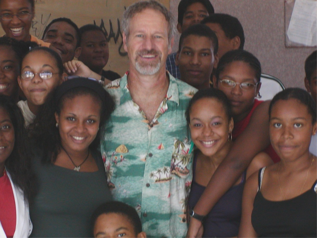 Teaching on 9/11 – Peter Bourque – France (Guadeloupe) 2001