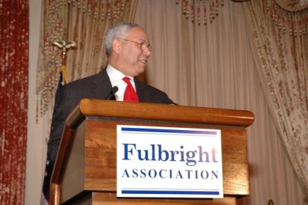 In Memoriam: Colin L Powell – 2004 Fulbright Prize Laureate