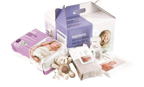 Babypakker