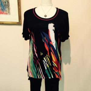 507 ルネ Tシャツ黒
