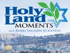 Holy Land Moments Free Email Devotional: Exploring the Jewish Roots of Christianity
