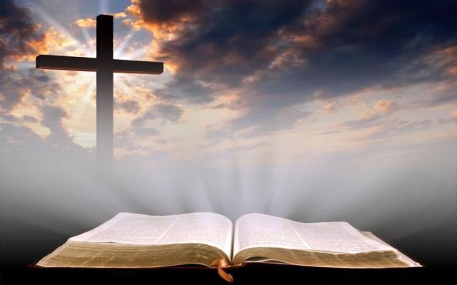 Bible & Cross