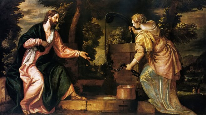 Christ-and-Woman-of-Samaria-Paolo-Veronese-1