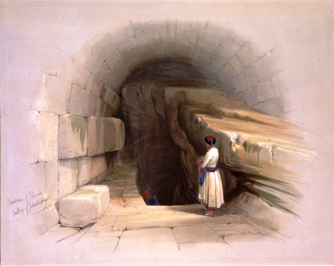 The Lost Temples Found Part 4 – The Second Temple and an Ever-flowing Spring – Location, Location, Location