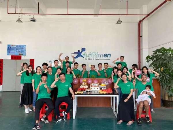Fulfillmen News: Fulfillmen Celebrated Its 4th Anniversary!