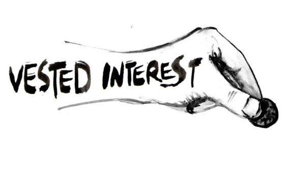 Vested interest arm