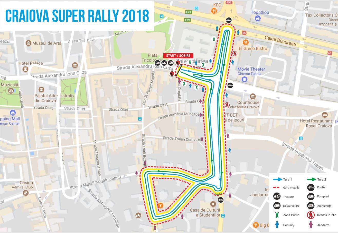 craiova super rally 2018