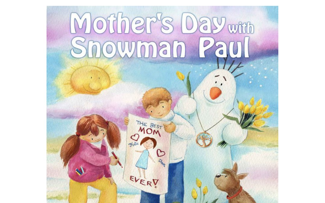 Mother's Day with Snowman Paul – Yossi Lapid (book review)