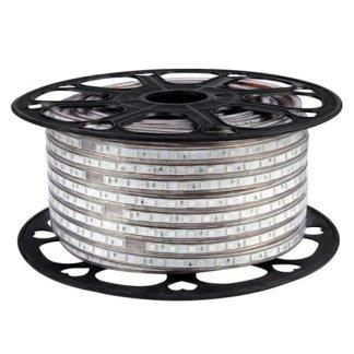 Светодиодная лента  RGB  герметичная  220 В  JL 5050-60 RGB 220В IP68