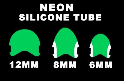 Неоновый силиконовый рассеиватель