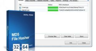 MD5 File Hasher Pro