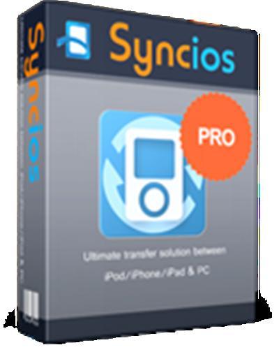 Anvsoft SynciOS Pro
