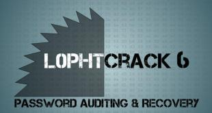 L0phtCrack Password Auditor