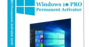 Windows 10 Pro Permanent Activator
