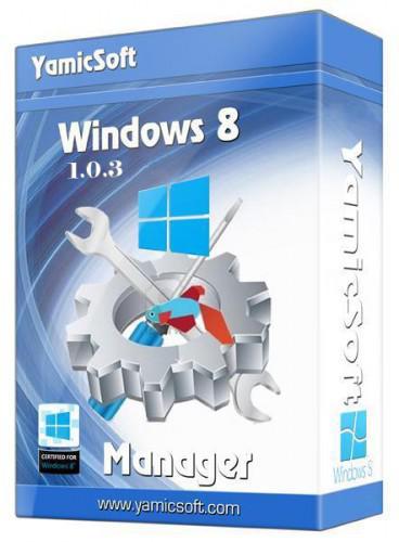Yamicsoft Windows 8 Manager