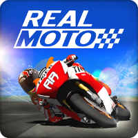 Real Moto APK Mod v1.0.216 + Data Files