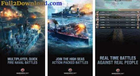 Download World of Warships Blitz