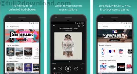 TuneIn Radio Pro - Live Radio 18 5 Free Download – Full2Download