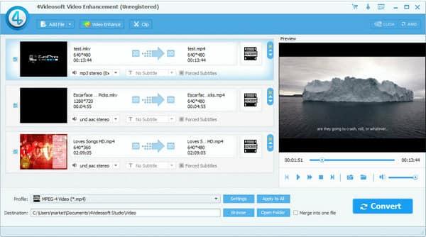 4Videosoft Video Enhancement 6