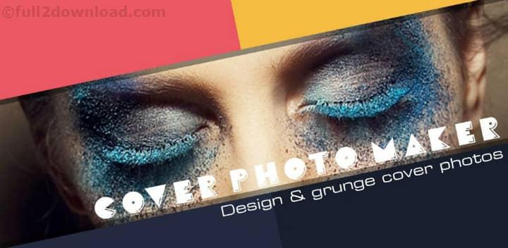 Download Cover Photo Maker & Designer Premium v2.1.3 Android App