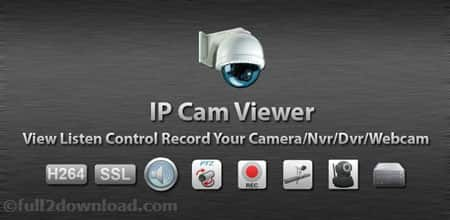 IP Cam Viewer Pro 6.5.0 Download
