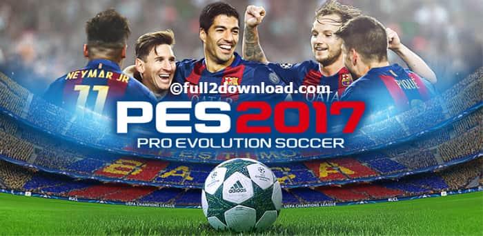 PES 2017 Pro Evolution Soccer v1 2 2 Android Game + Data Files