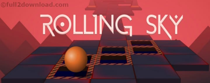 Rolling Sky 1.6.4.1 MOD - Sky Run Android Game Download