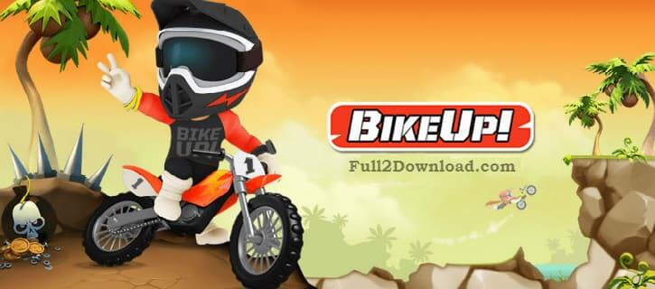 Bike Up 1.0.1.63 Mod [Hacked] Download - Android Trend Motor Game