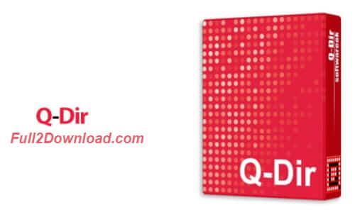 Download Q-Dir v6.73 - Windows File & Folder Management Software