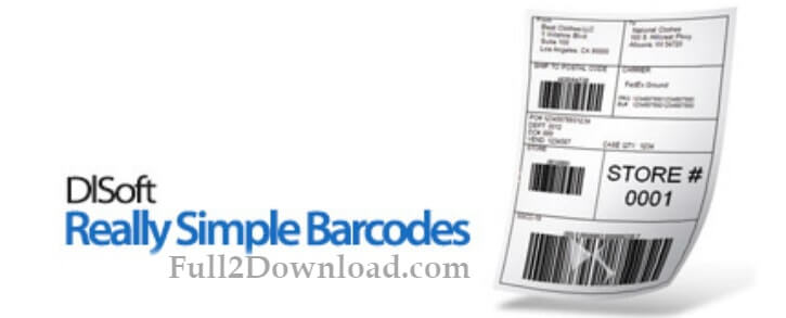 Download Really Simple Barcodes v5.2
